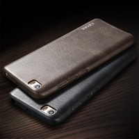 X Level Brand New PU Leather Case For Xiaomi MI 5 Back Case Cover For Xiaomi