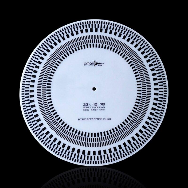 Stetig 2018 Neue Arivl Lp Vinyl Gauge Professionelle Plattenspieler Stroboskop Disc Abstand Erkennung Für Plattenspieler Plattenspieler Unterhaltungselektronik
