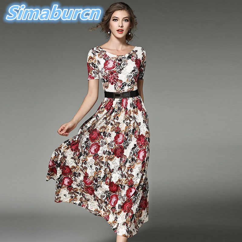 592d1dd0ea5 Высокое качество Новое поступление повседневные Черные кружевные платья с  принтом женские с круглым вырезом с коротким