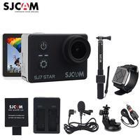 Originale SJCAM SJ7 Stella Wifi Ultra HD 4 K 2''Touch Schermo Remote Ambarella A12S75 30 M Impermeabile Sport Action Camera Car Mini DVR