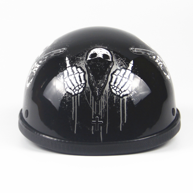 Free Shipping Motorcycle Helmets Bike Bicycle Helmets Open Half Face
