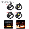 Auxmart 2 inch 9W RGB LED Rock Light for ATV UTV SUV RZV 4X4 Offroad Motorcycle Boat Watercraft Snowmobile Helicopter 10~36V