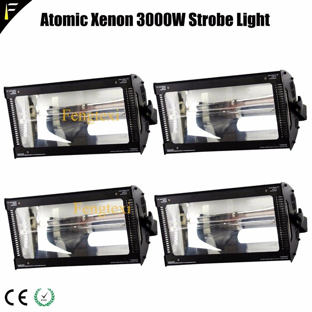Adj Plus Xenon Stroboscope Atomic Lights 3000w with XOP Lamp Source XOP3000 Atomic3000