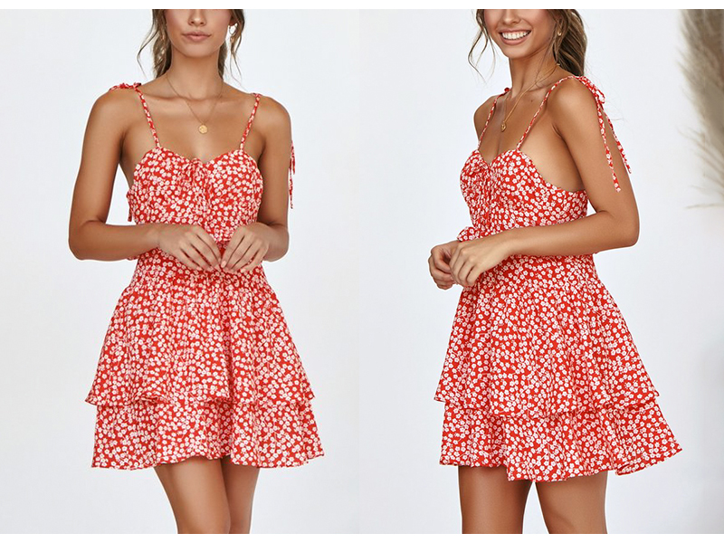 Florali Dress