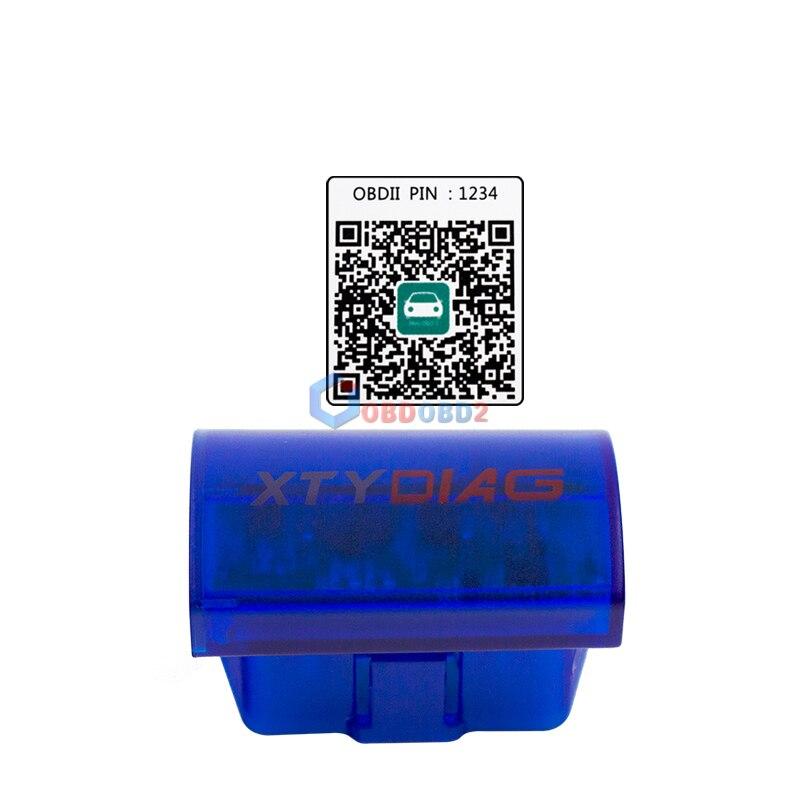 Neueste V2.1 Super MINI ELM327 Bluetooth OBD/OBD2 Drahtlose ULME 327 Multi-Sprache 12 Arten Funktioniert AUF Android drehmoment/PC