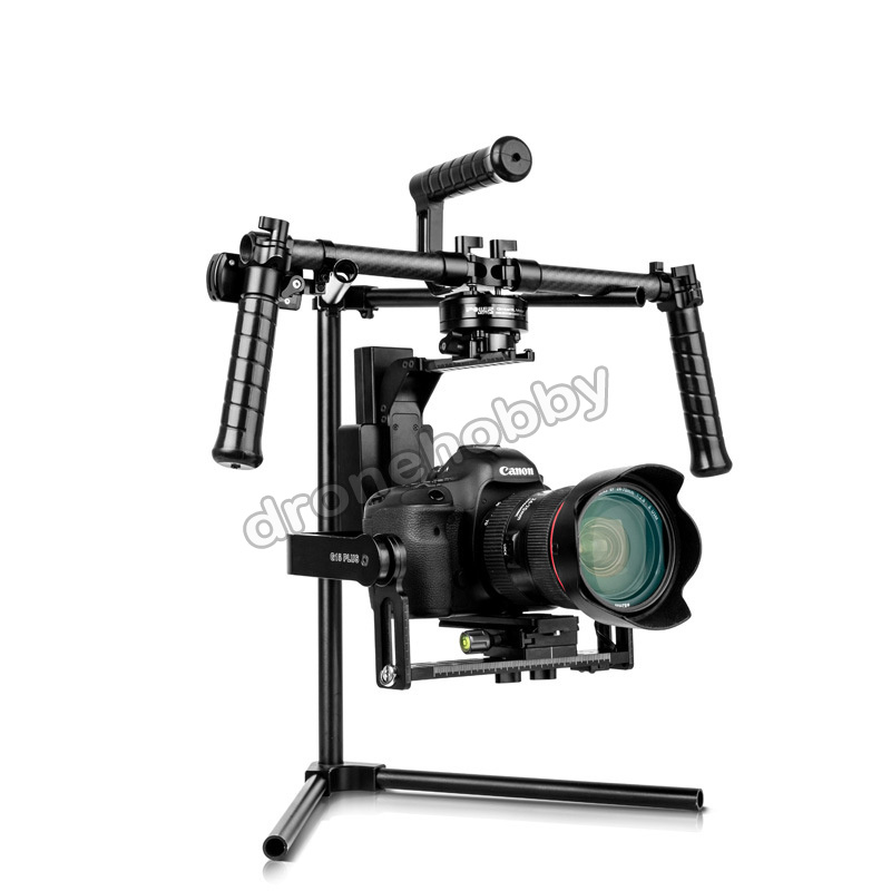 NEW Upgraded iFlight G15 Plus 3-Axis Handheld Brushless Gimbal DSLR Camera Stabilizer with Gimbal Tuning Stand цена