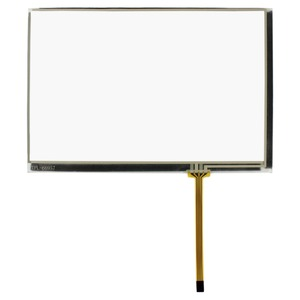 7inch 4 wire Resistive touch pane work for 7inch N070ICG LD1 1280x800 lcd screen