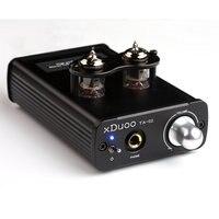 XDUOO TA 02 высокая эффективность стерео трубки усилители для наушников (двойная труба AMP и класса A BUF)