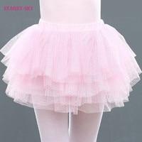 Cute Girls Ballet Tutu Dress For Child Dancewear Professional Ballet Tutus Dancing Costumes Ballet Skirts Girl