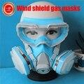 Высокое качество  классический стиль  YIHU респиратор  противогаз  пестициды  краска  дыхательная маска  промышленные защитные маски
