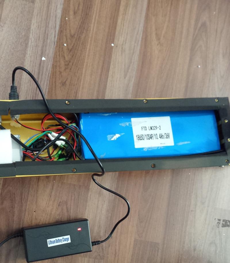 Batterie 36 V 10.4AH 10.2AH pour Scooter électrique 36 V 8 pouces
