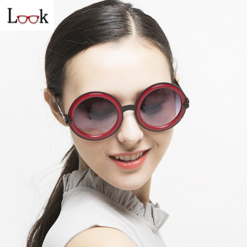 Mode 2018 Ronde lunettes de Soleil Femmes Marque Designer Vintage Flèche En  Métal Surdimensionné Lunettes de Soleil Pour Les Femmes Lunette De Soleil  Femme cb1f84ce765e