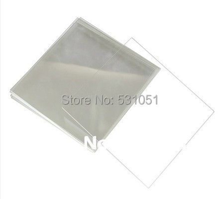 3D Printer Reprap MK2 Heated Bed Borosilicate Glass Plate 213*200*3mm and custom size up to you