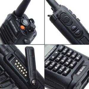 Image 5 - Baofeng UV 9R Mate 4500mAh 10W Upgrade UV 9R Plus IP67 Waterproof Walkie Talkie for CB Ham Radio Station 10KM Long Range VHF UHF