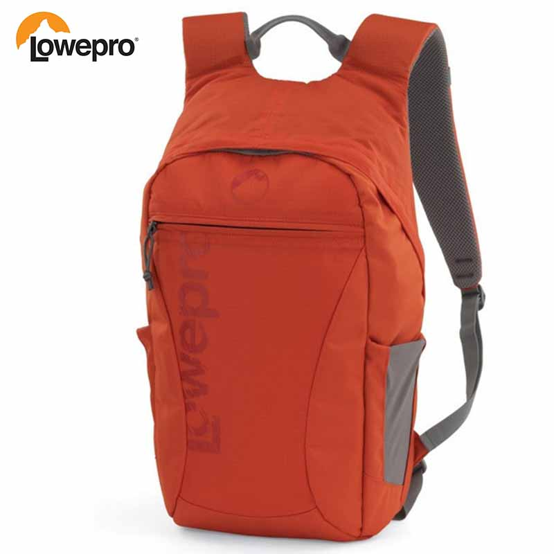 Wholesale Lowepro Photo Hatchback 22L AW  Best DSLR Day Pack Anti theft camera Backpack  knapsack Weather Cover waterproof-in Backpacks from Luggage & Bags    1