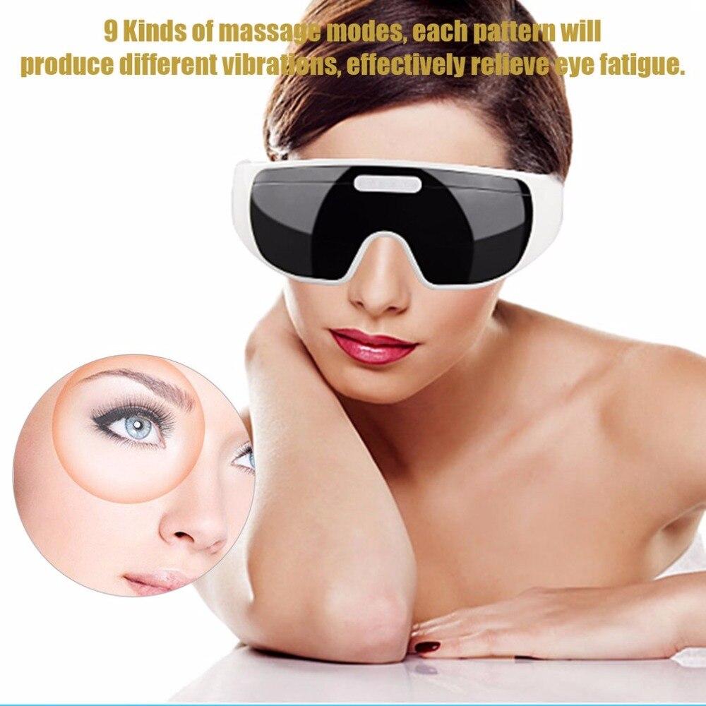 где купить Eye Massager Magnetic Vibration Massage Eyes Chinese Acupoint Massage Eyes Protections Relaxation Instrument по лучшей цене