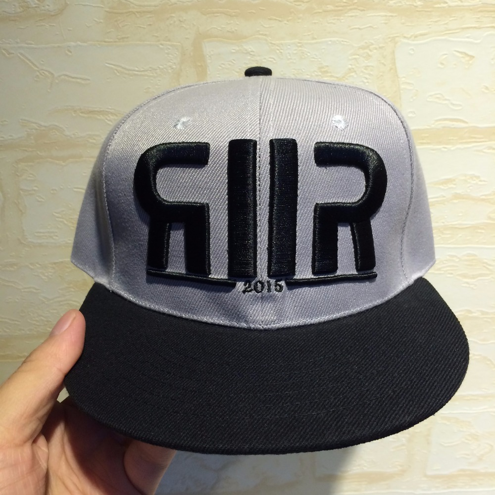 a712404e61a4e Custom Snapback Hat Free High Quality 3D Embroidery Acrylic No Minimums  Free Logo Adult Men Women Kids Gifts Free Shipping-in Baseball Caps from  Apparel ...