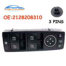 2128208310 A2128208310 Mercedes C-CLASS W204 E-CLASS W212 W207 araba pencere kapı ana kumanda anahtarı
