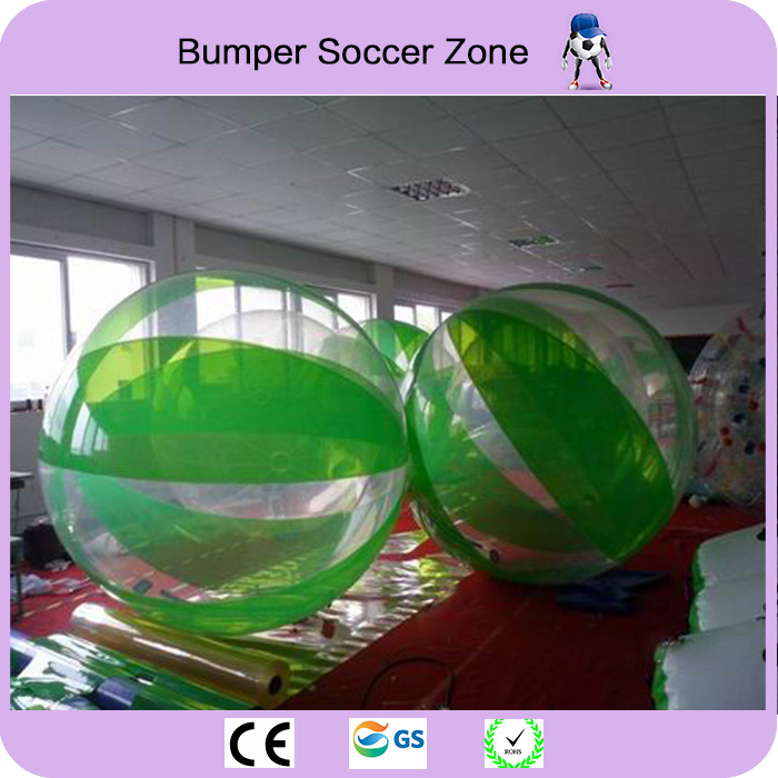 Free Shipping!2m 0.8mm PVC Inflatable Water Walking Ball/Human Hamster Ball/Zorb Ball/Plastic Ball/Water Balloon free shipping 2m tpuinflatable water walking ball water ball water balloon zorb ball inflatable human hamster plastic ball