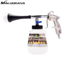 MALUOKASA Professional Tornado Gun Car Cleaning Tool Surface Interior & Exterior Washing Auto Vacuum Cleaner aspiradora mano