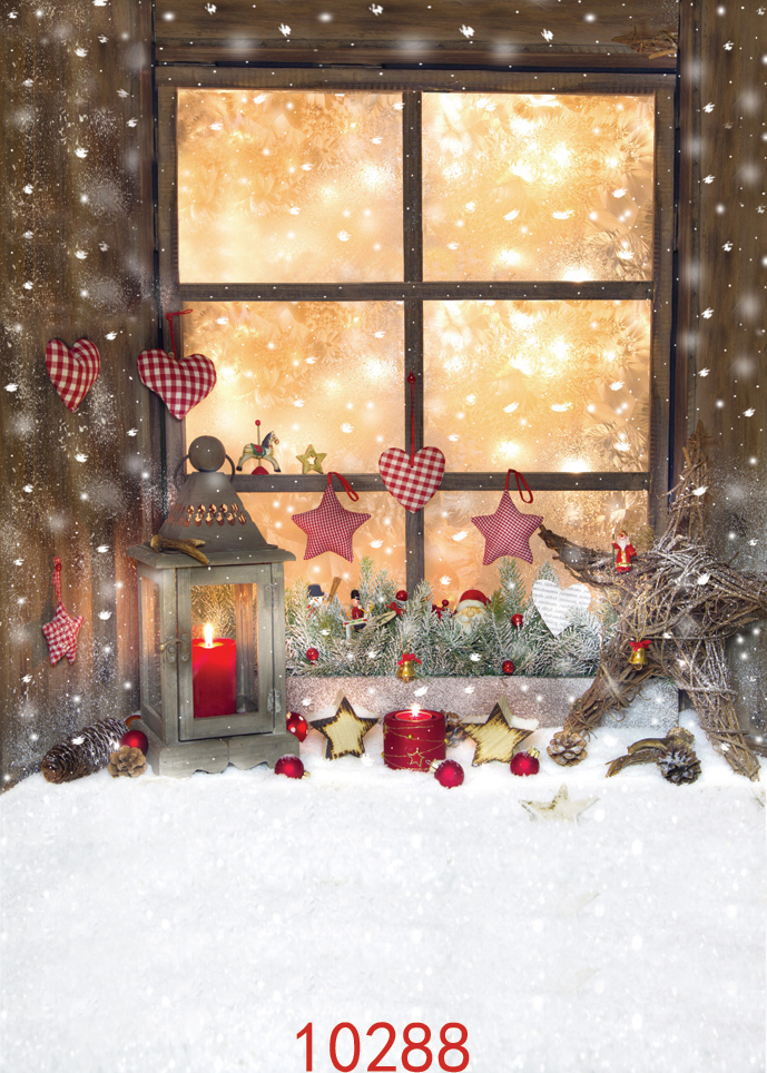 SJOLOON Christmas photography background fairy tale photography Backdrop Fond studio photo vinyl props Photo-studio-backdrop christmas background vinyl photography backdrop christmas tree candles gifts children photo backdgrounds for studio zr 196
