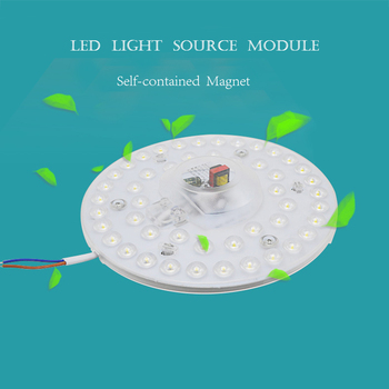 Led Ceiling Lights Parts AC220V 12W 18W 24W 36W LED Panel Light Octopus Light Source Light Led Chips Replace Ceiling LED Lamp