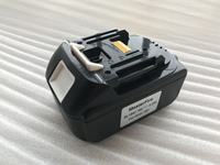 3pcs New 4000mAh Emergency Rechargeable Lithium Ion Replacement Power Tool Battery For Makita 18V BL1830 BL1840