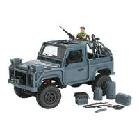 Mn96 1/12 2.4G 4Wd Proportional Control Rc Car & Led Light Climbing Off Road Mini Cars Rtr Vehicle Toy