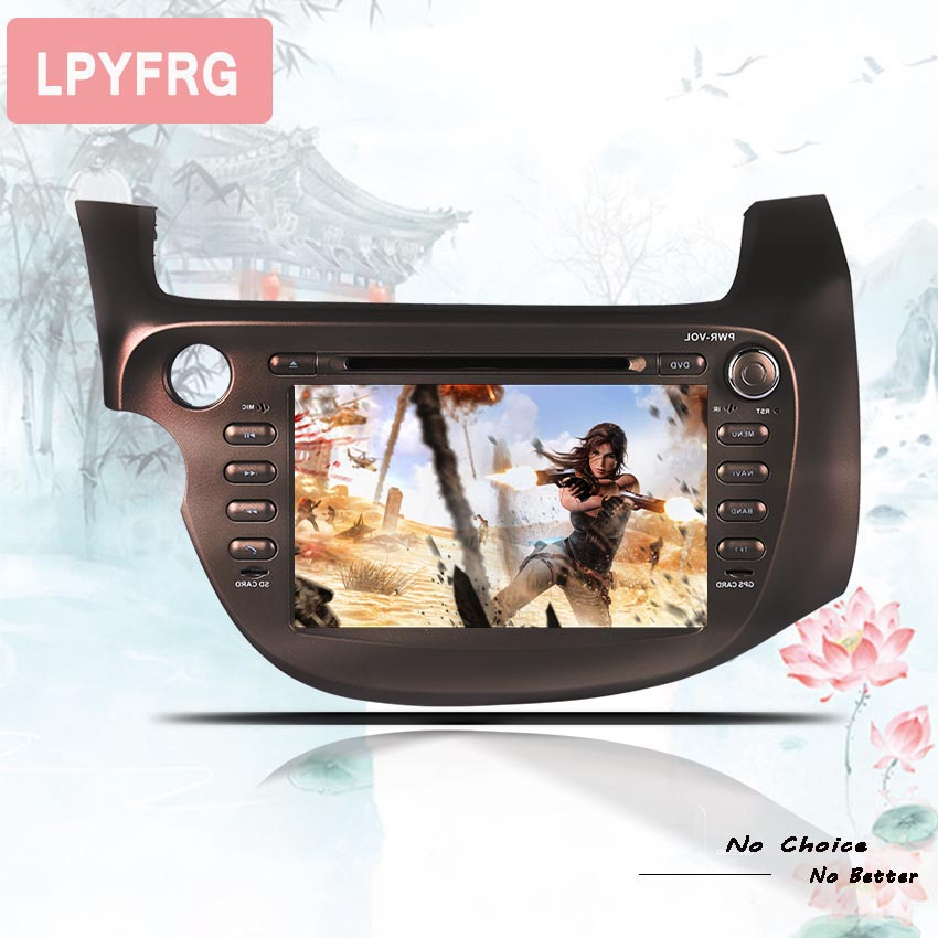 2 Din 7 Octa Core Android 9 0 Fit HONDA FIT JAZZ 2006 13 Car radio