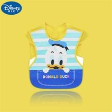 Disney Baby Bibs  Waterproof Saliva towel Burp Cloth Sofia Mickey Minnie Cartoon Print Soft Accessories Dinning Bib