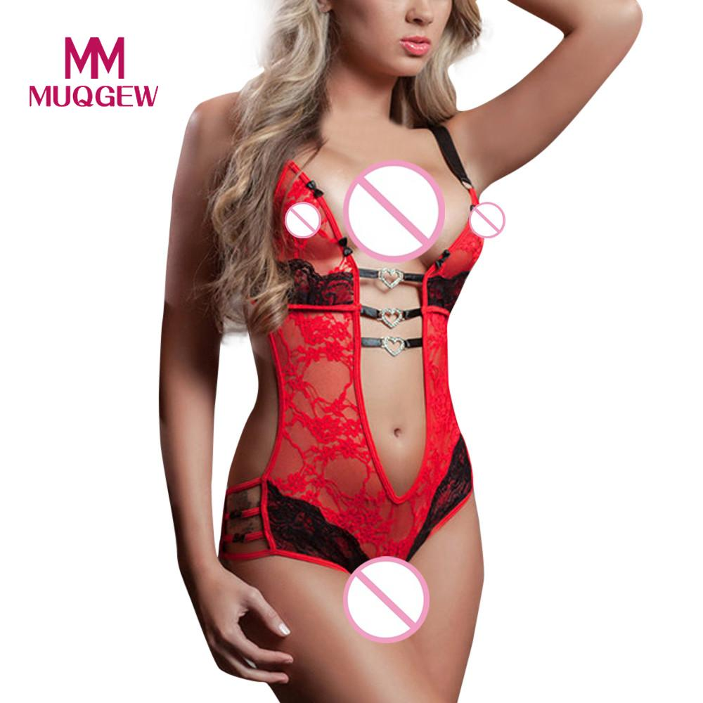 MUQGEW Hot Product underwear women Women Sexy Lace Sleepwear Lingerie Temptation Bra Underwear Nightwear Set sexy lingerie