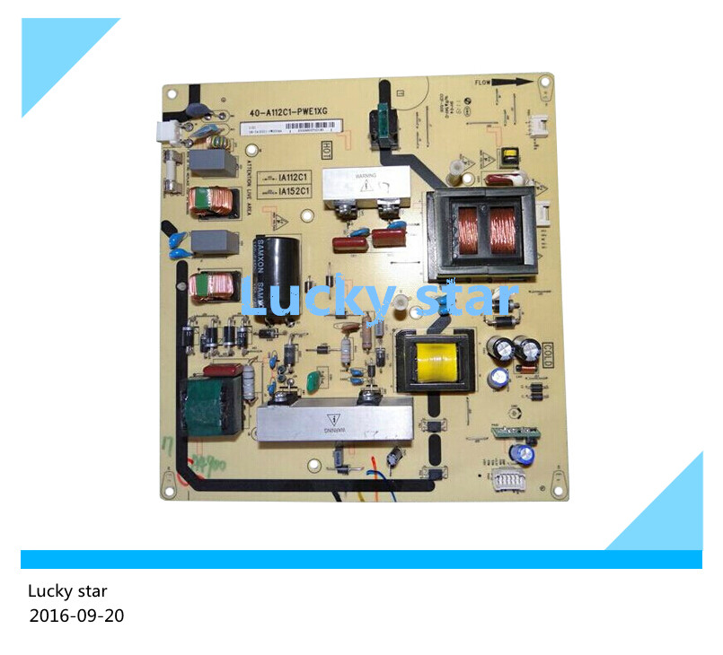 Original L42P60FBD L32P60FBD power supply board 40-A112C1-PWE1XG 08-IA112C1-PW200AA антенна l 025 62 атиг 7 1 1 60 42
