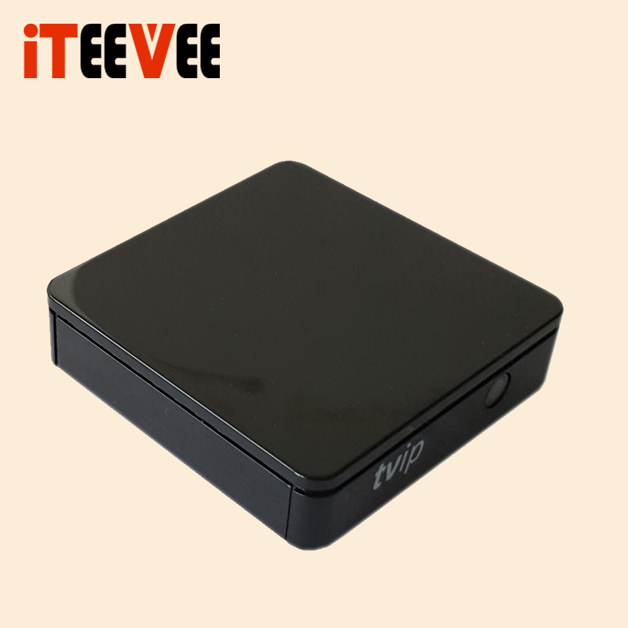3PCS Mini TVIP 410 412 415S Box Amlogic Quad Core 4GB Linux Android 4 4 Dual