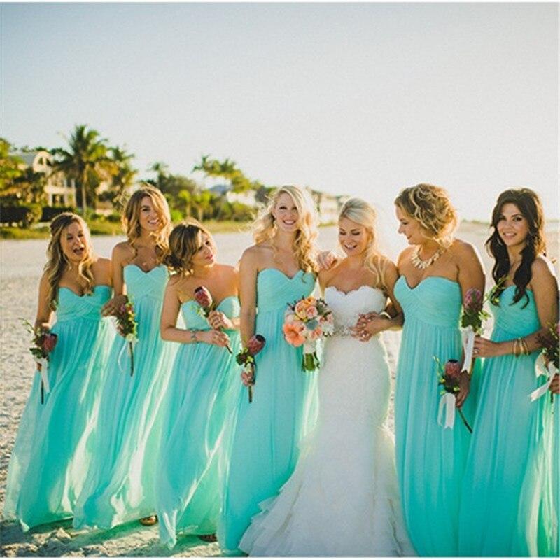 Acheter robe madrinha de casamento for Robes de demoiselle d honneur turquoise pour mariage sur la plage