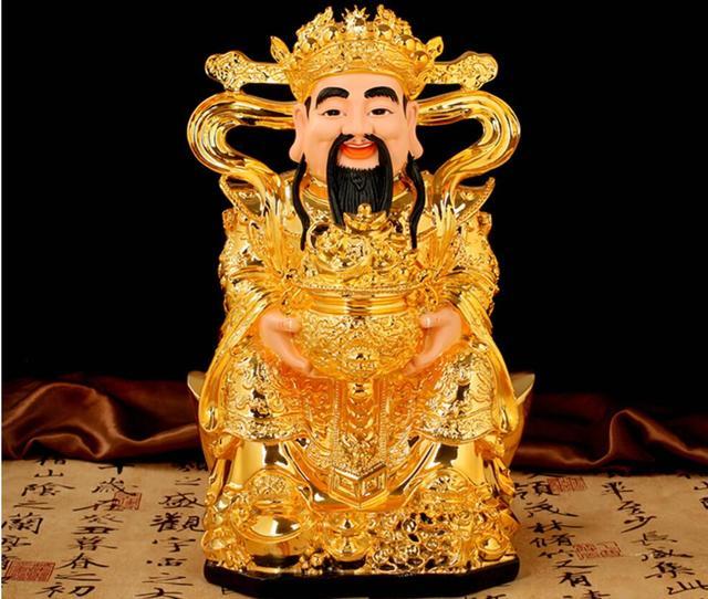 222 85 38 De Descuento Dyz El Dios De La Riqueza Feng Shui Cornucopia De La Suerte Buda Ornamentos Decoracion Del Hogar Adoracion Buda