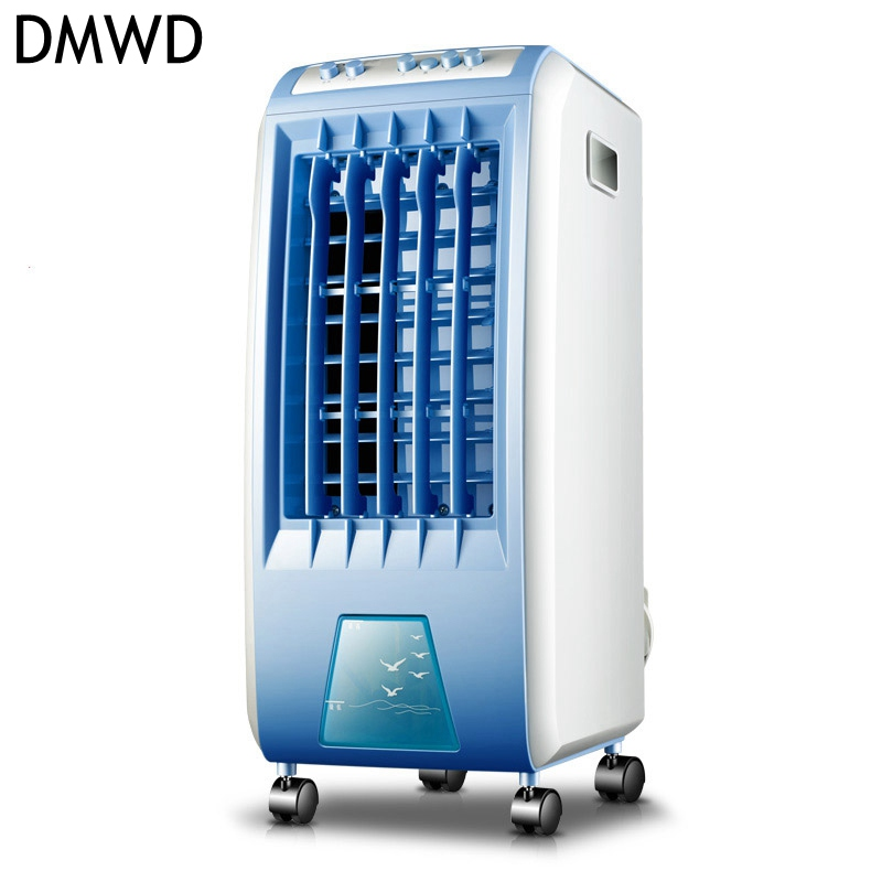 DMWD 220V Cooling Air conditioning Fan Portable Air Conditioner Refrigeration Filter Humidification