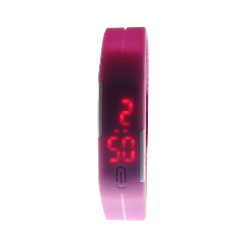 Womens led esporte relógio digital pulseira especial relógio de pulso relojes para mujer reloj mujer digital skmei reloj hombre saat