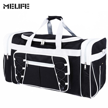 Фотография MELIFE New fitness Gym bag professional Sports Bags Unisex Athletic Training Bags New Fitness And Exercise Bag For Unisex