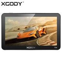 XGODY BRAND GPS CAMION 7 TRUCK CAR GPS SAT NAV NAVIGATION SYSTEM TRUCK SAT NAV FOR