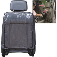 Car Auto Seat Back Protector Cover For Children Kids Baby Kick Mat Mud Clean Protection Anti-stepping and Anti-dirty Mat(China)