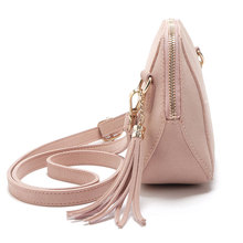 Women's Pu Leather Bags Pouch Shell Style