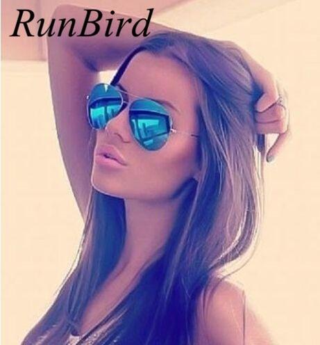 Fashion Men Brand Designer  Sunglasses Women Driving Mirror Glasses Male Sun Glasses Points Oculos De Sol UV400 085
