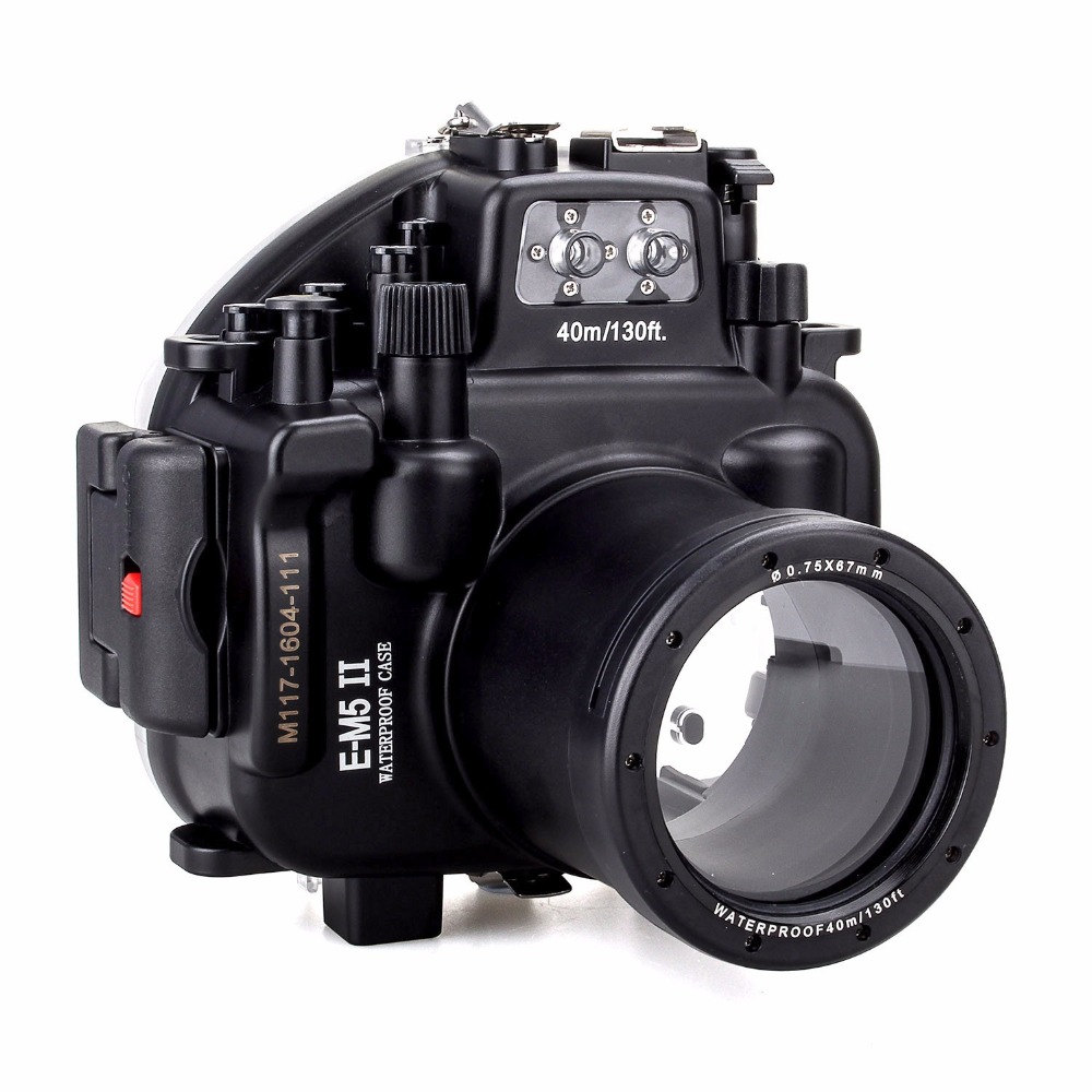 List Of Apartments That Accept Evictions: 40M Waterproof Underwater Camera Housing Case Bag For