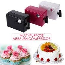 Multi-Purpose 0.4Mm Airbrush Paint Spray Gun Compressor Art Paint Gun Kit Set Paint Gun Electric Pistolet Peinture Electriques
