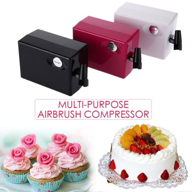 Multi Purpose 0.4Mm Airbrush Paint Spray Gun Compressor Art Paint ...