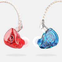 TFZ T1 The Fragrant Zither Professional Hifi Monitor Earphones 3 5mm Studio Audiophile Monitor Headset Sport