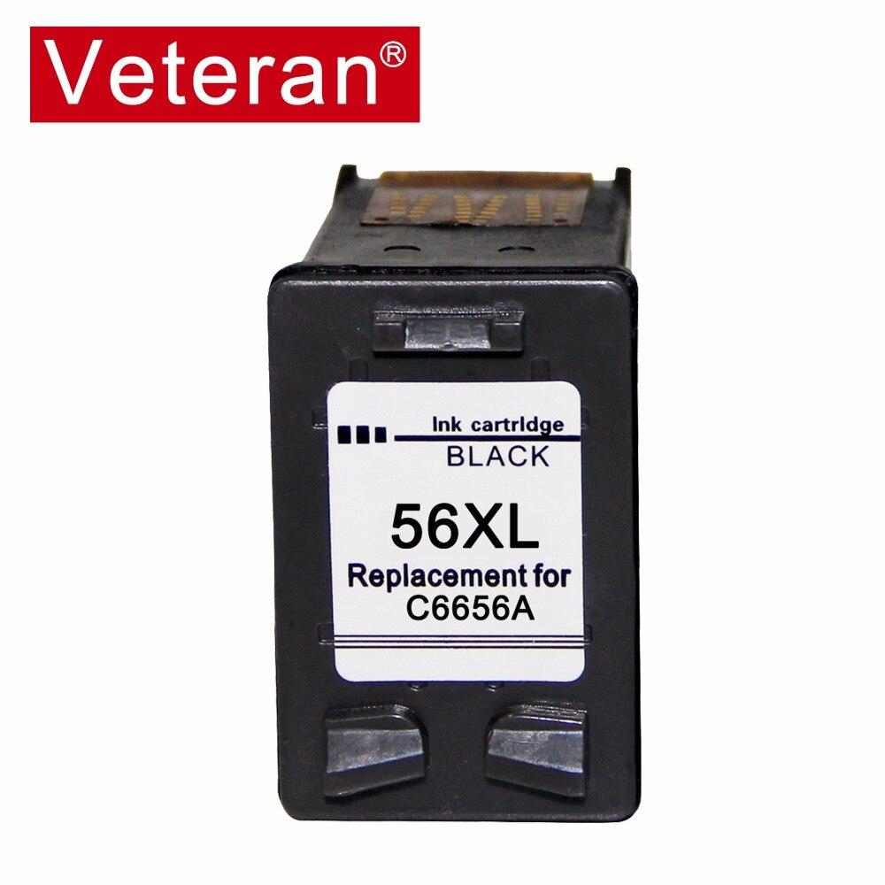 Ветеран 56 57 xl чернильный картридж replacementfor hp 56 C6656a для hp Deskjet F4180 5150 450CI 5550 5650 9650 PSC 1315 2110 2210