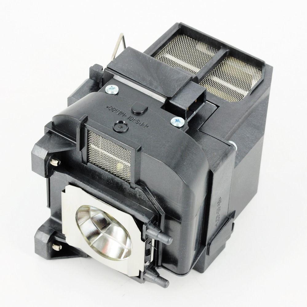 цена на Inmoul High Quality Projector Lamp EP88 for EB-X29 EB-X31 EB-X36 EX3240 EX5240 EX5250 EX7240 EX9200 with original Japan burner