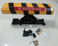 Pilot automatyczny reservied battery powered parking post bariery słupek do wysokości 305mm, aby chronić miejsce parkingowe