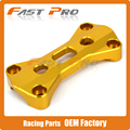 "11/8"" 28MM Billet Handlebar Mount Top Bar Clamp For RM125 RM250 RMZ250 RMZ450 RMX450Z Dirt Bike"